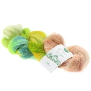 Silkhair Hand-Dyed