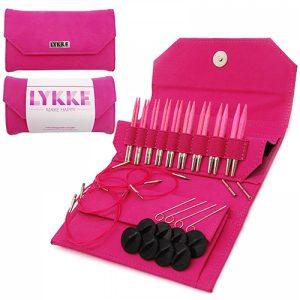 LYKKE / Набор спиц  / длина 7.0 см / цвет Blush