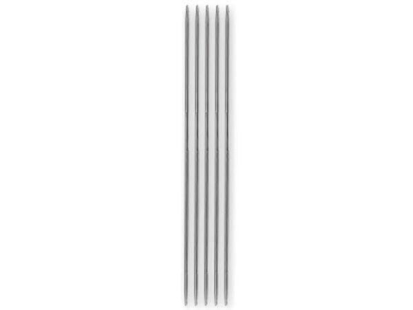 Чулочные спицы / Сталь (легированная, нержавеющая) / длина 20 см