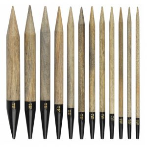 LYKKE / Спицы / Разъемные спицы / длина 11.5 см / цвет Driftwood
