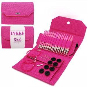LYKKE / Набор спиц  / длина 11.5 см / цвет  Blush