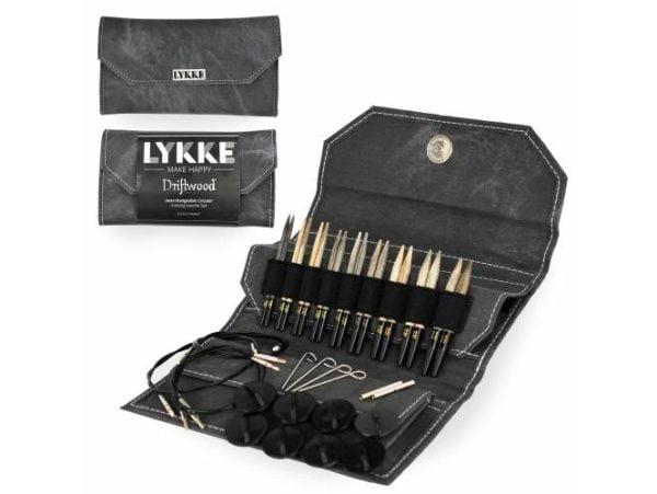 LYKKE / Набор спиц  / длина 7.0 см / цвет Driftwood