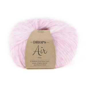 Drops Air - 08 нежно розовый
